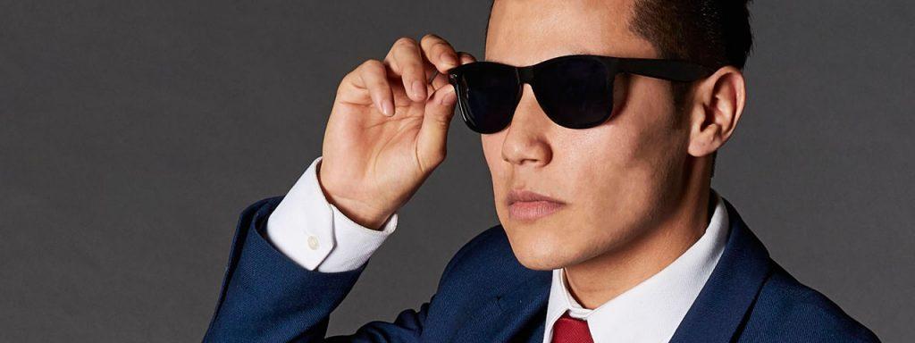Hombre con gafas - optometrista, Olathe, KS