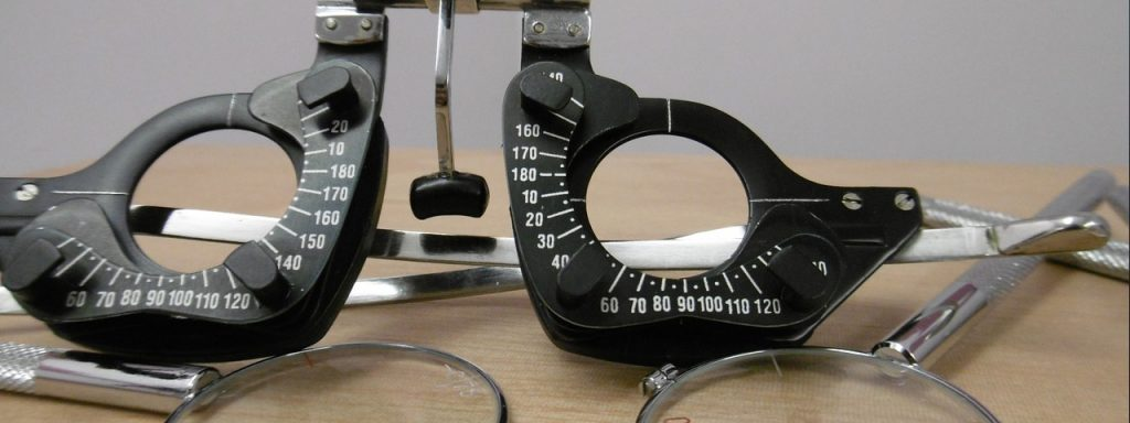 Eye Testing Equipment in Boca Raton