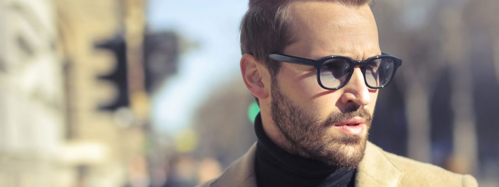 Guy Glasses Serious 1280×480
