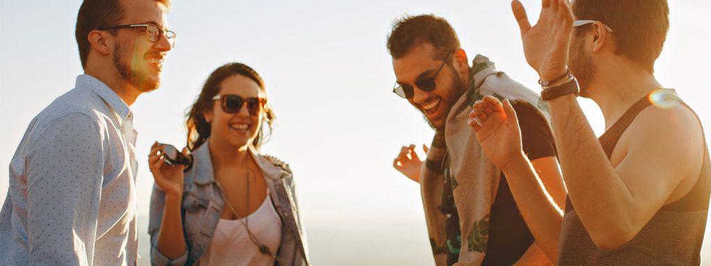 Happy Friends Sunglasses 1280×480