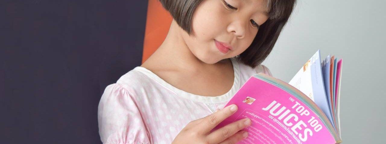 Asian Girl Reading Book 1280x853