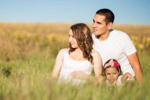 Family in Field | Dade City Eye Care in Dade City, Zephyrhills & Pasco County, FL
