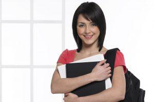 Woman Student Happy 1280x853