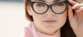 Girl Modern Glasses 1280x853 330x150