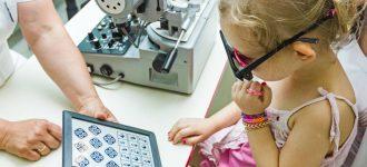 Young Girl Child Eye Exam 1280x853 330x150