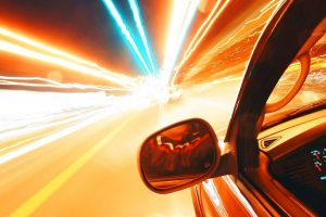 eye disease doublevision lights speed driving night