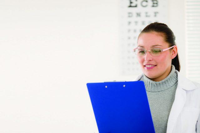eye exam las vegas nv
