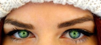 eyes  green close up woman 330x150