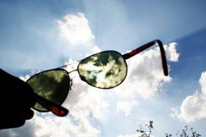 sunglasses sunburst