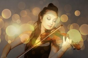 violin girl music woman playing   Eye care optics