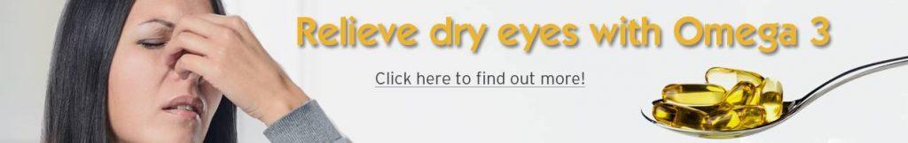 Dry Eye Omega 3 Banner 1266x200