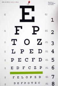 Eye doctor, eye chart in O'Fallon, Wentzville, Hillsboro & Mid Rivers, MO