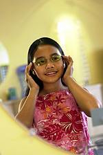 girl with glasses - Pediatric Eye Exams Near Allentown, PA