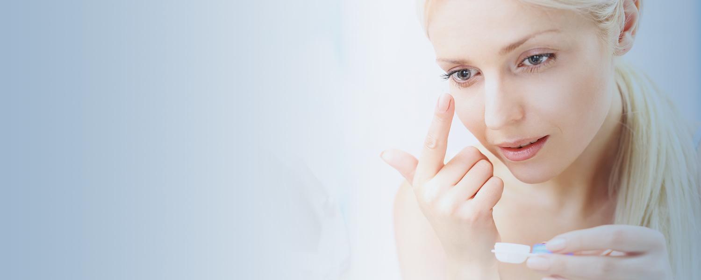 Girl's contact lens in Frisco, CO