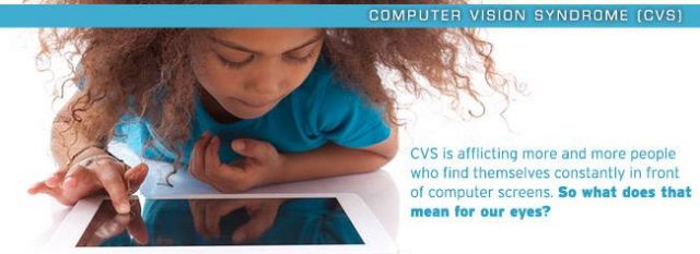 Computer Vision Sindrome in Kids