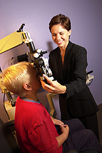 Children eye exams in Rockville