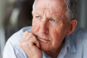 Senior man suffering from diabetes, Eye Doctor,  O'Fallon, Wentzville, Hillsboro & Cottleville , MO