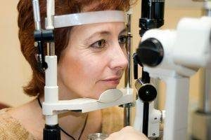 Optometric Slit Lamps at all eyes vision care in clarksville tn