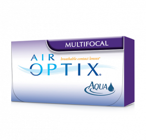 AIR OPTIX AQUA Multifocal BOX in N. Phoenix, Tempe, Scottsdale, AZ