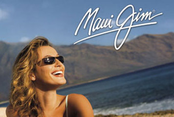 Ad for Maui Jim Eyeglass Frames