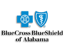 Blue Cross Blue Shiled Alabama Logo