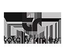 Totally Rimless Logo