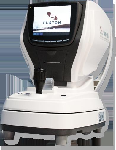 Burton Autorefractor/Keratometer