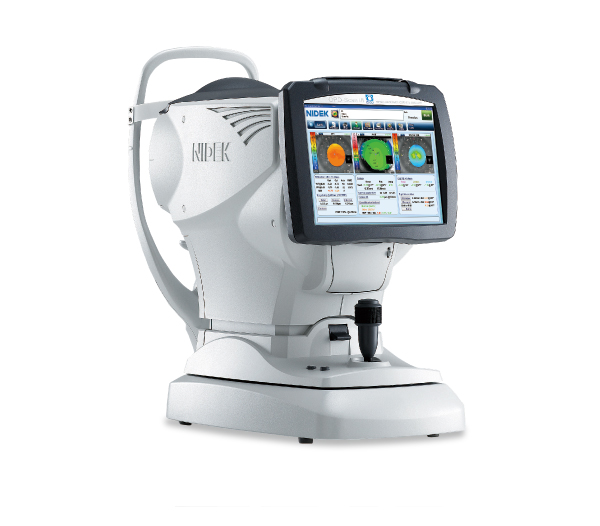 Nidek OPD-Scan III Wavefront Analyzer