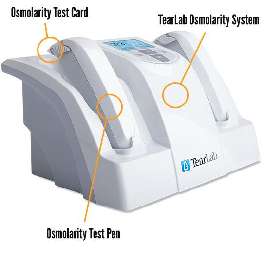 TearLab Osmolarity System