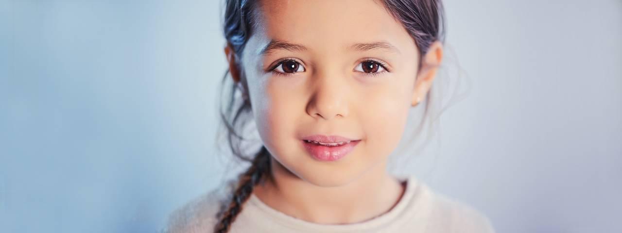 Kelowna child eye exam at Lake Country Optometry