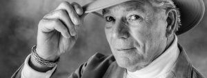 Morrisville North Carolina Diabetic Older Man with Hand on Hat