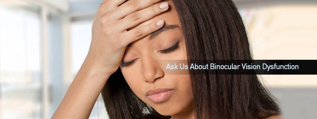 eye disorder binocular vision assessment in Auburn, CA