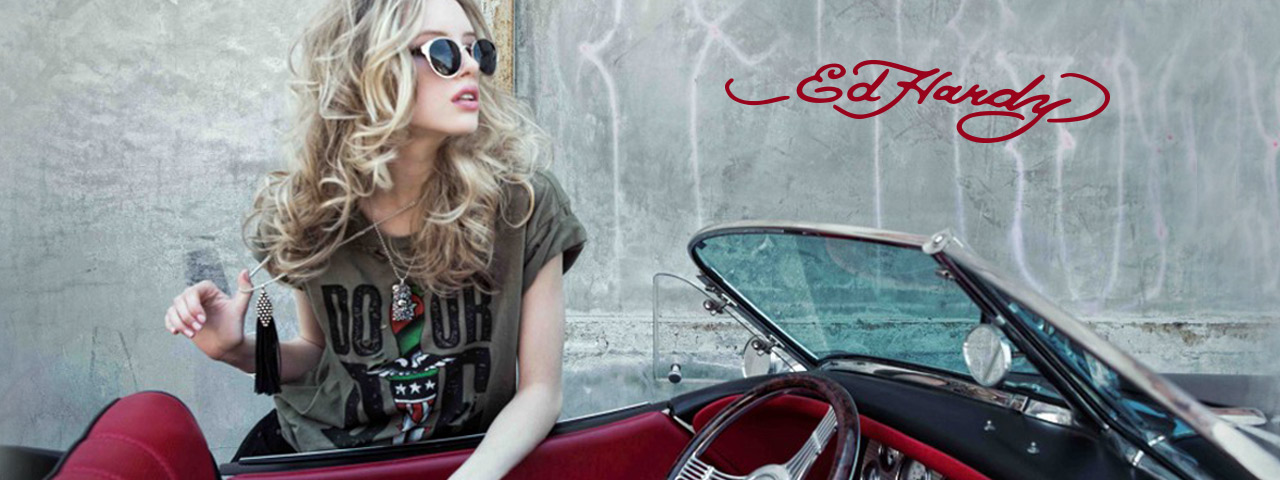 Ed Hardy Designer frames in North Vancouver, BC. - Lions Gate Optometry & Optical