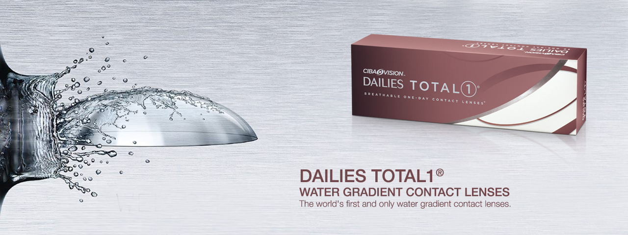 Dailies Total1 Contact Lenses