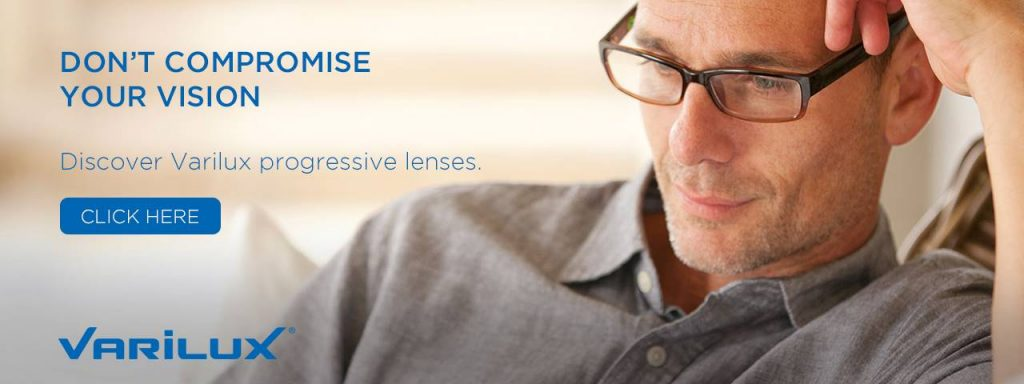 Varilux  lenses ad - eyeglasses South Zanesville
