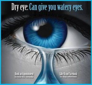 dry eye bluetear