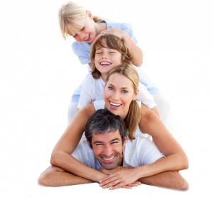 caucasian family pyramid - Emergency Eye Care Services In Clio, MI
