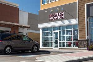 eye on evanston location