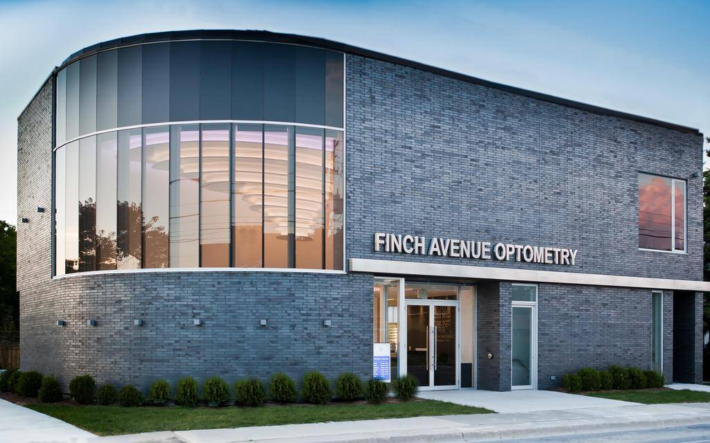 finch building