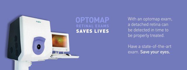 Optomap Digital Retinal Imaging in Bozeman, MT