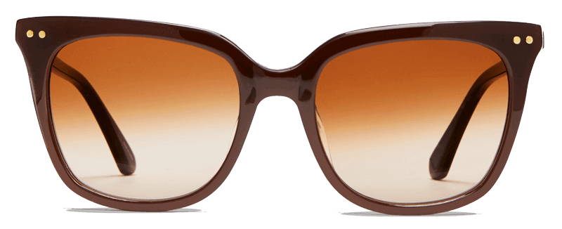 Pair of designer sunglasses