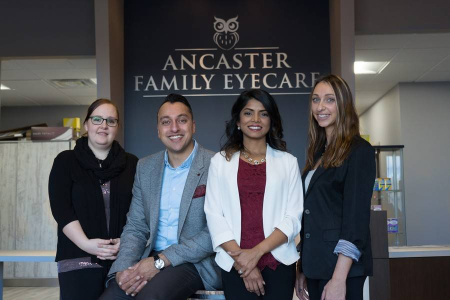 Ancaster Family Eye Care III 4 [PRINT]
