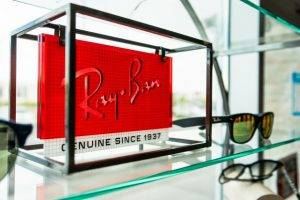 RayBan eyeglasses in ancaster, on