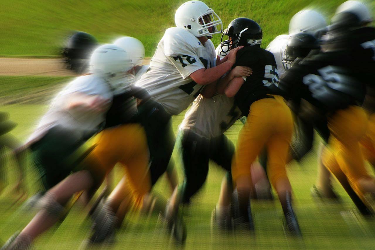 Sports Vision Training near Hamilton - Football
