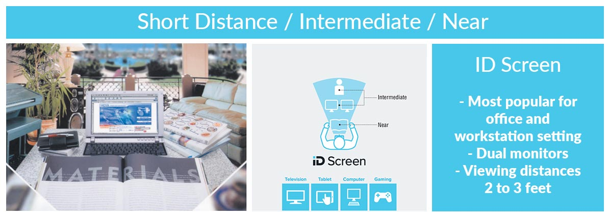 HOYA ID Screen Lenses