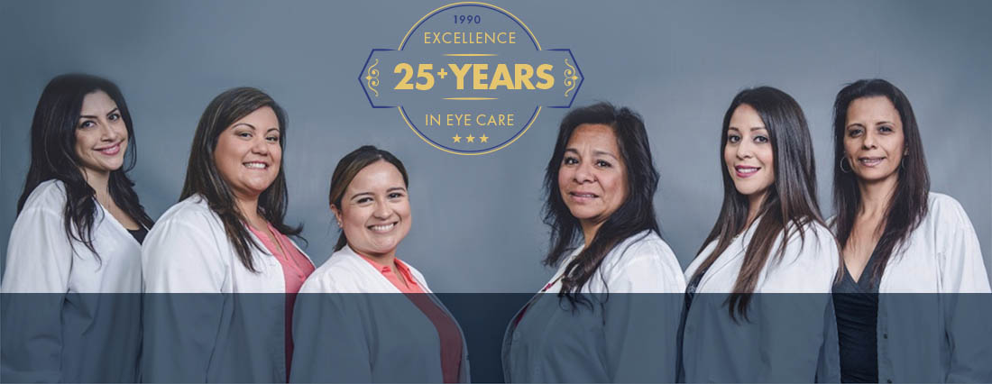 Oxnard California eye care staff