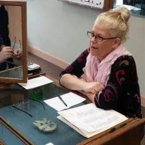 Cheri Cantu – Optician
