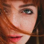 beautiful face woman pastel, Eye care in Fort Lauderdale, FL