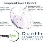 duette hybrid progressive contact lenses
