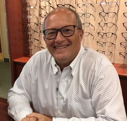 Joseph our New York State Licensed Optician